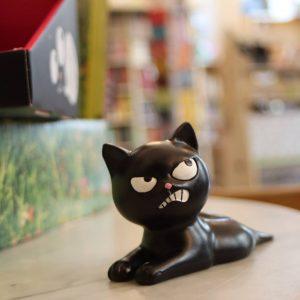 Grunpy Cat Türstopper